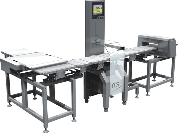 OCS Checkweighers - GERMANY