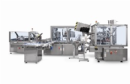 TUBE-FILLING MACHINES, CARTONING MACHINES